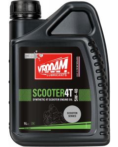 Vrooam Scooter 4T 5W40 1ltr