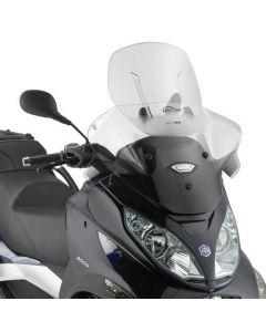 GIVI AF5601 Airflow Windscherm Piaggio MP3 300-300IE-400