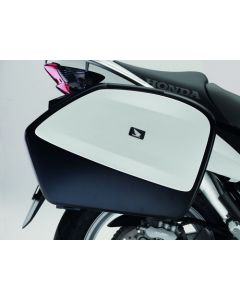 Honda Paneel Set Zijkoffer Shasta White XL 1000 V Varadero/700 V Transalp (08-13)