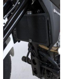 R&G CAD0138BK Radiateurbeschermer Zwart Husqvarna Strada TR 650 (13-15)