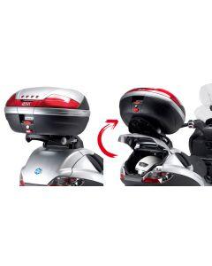 GIVI SR134 Topkofferhouder Monokey Piaggio MP3 125-250-300-400 (06-11)