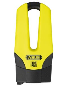 ABUS Schijfremslot Quick Maxi Pro Yellow