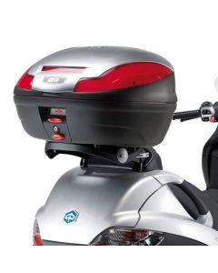 GIVI SR134M Topkofferhouder Monolock Piaggio MP3 125-250-300-400 (06-11)