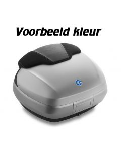 Piaggio Topkoffer 50 Liter Matt Planet Blue MP3 500 HPE Business/Sport