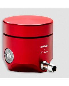 Ducati/Rizoma Remvloeistofreservoir Rood