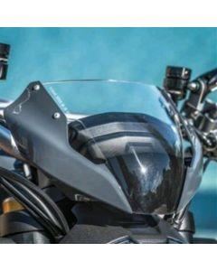 Ducati Koplampafdekking Liquid Grey / Grijs Monster 1200 (S) (17-)