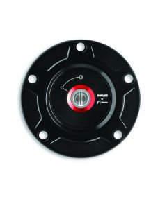 Ducati Tankdop Billet Aluminium Panigale V4/S / 959/1299 Panigale