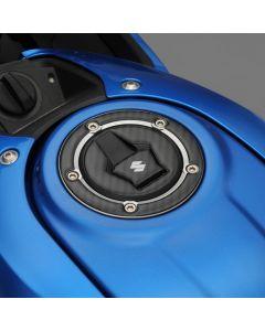 Suzuki Tankdop Protectiesticker Carbon GSX-R 125 (2018)