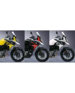 Suzuki Decoratie Stickerset V-Strom Wit V-Strom DL 650 XT (17-)