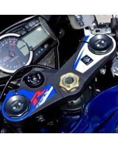 Suzuki Kroonplaatprotectie Gsx-R Blauw/Wit GSX-R 1000 (09-16)