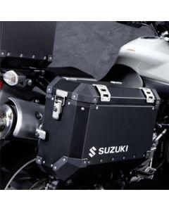Suzuki Zijkofferset Aluminium (37 + 45 Liter) V-Strom DL 650 / XT