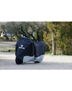 Suzuki Motorhoes Outdoor Zwart/Grijs
