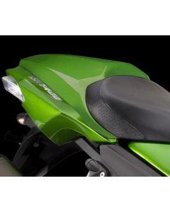 Kawasaki Buddyseat Cover (Blazed Green/Carbon Gray) ZZR 1400 Performance Sport