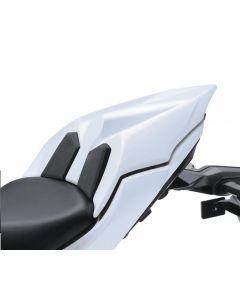 Kawasaki Seatcover Wit