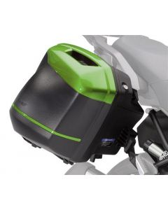 Kawasaki Zijkoffer Covers Wit