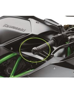 Kawasaki Stuurgewichten (anti-vibratie) Ninja H2 / Carbon