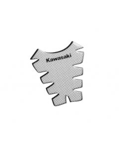 Kawasaki Tank Pad Carbon Look
