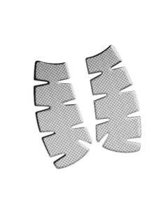 Kawasaki Knee Tankpad Carbon Look
