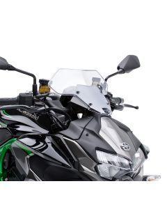 Kawasaki Windscherm Groot Helder ZH2