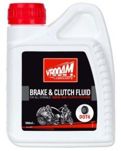 Vrooam Brake Fluid DOT4 0.5ltr