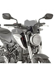 GIVI A1164 Windscherm Getint Honda CB 125 R (18-19)