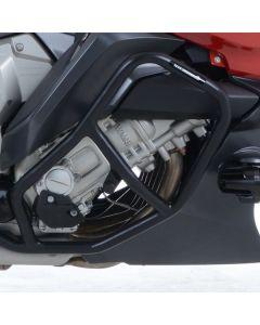 R&G AB0028BK Valbeugels Adventure Zwart BMW K1600 GT / GTL / GT SE