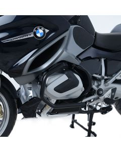 R&G AB0049SI Valbeugels Adventure Zilver BMW R1250RT 19-