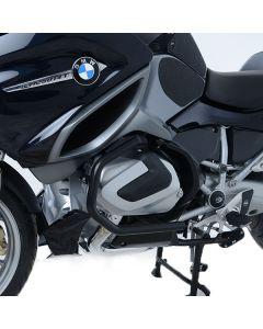 R&G AB0049BK Valbeugels Adventure Zwart BMW R1250RT 19-