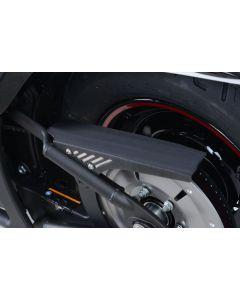 R&G BG0003BK Belt Guard Zwart Kawasaki VULCAN VN900 07- / CLASSIC 06- / LT 11-