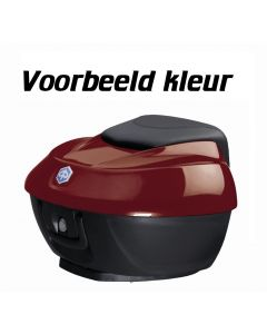 Piaggio Topkoffer 36 Liter Dust Grey Beverly 350