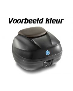 Piaggio Topkoffer 37 Liter Universe Black MP3 500 HPE Business/Sport