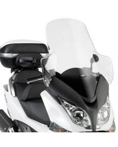 GIVI D318ST Windscherm Transparant Honda SW-T 400/600 (09-16)