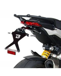 Barracuda Kentekenplaathouder Ducati Hypermotard 821/939 / SP (13-18)