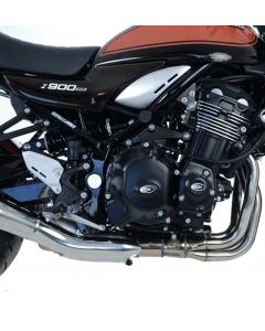 R&G ECC0252BK Engine Cover RHS Pulse