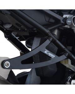 R&G EH0096BK Uitlaatsteun Zwart BMW R1250R SPORT 19- /R1250RS SPORT 19-