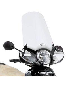 GIVI 1000A Windscherm Transparant Aprilia Scarabeo 125-200