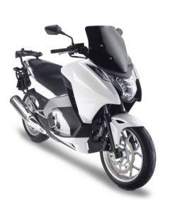 GIVI D1109B Windscherm Laag Zwart Honda Integra 700/750