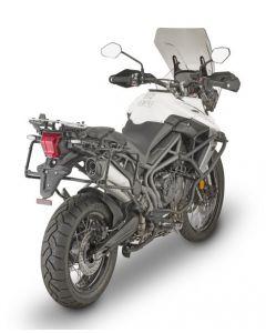 GIVI PLR6413 Zijkofferrek Monokey Rapid Release Triumph Tiger 800 XC/XR (18-19)
