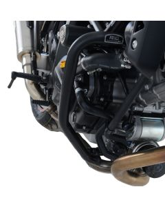 R&G AB0040BK Valbeugels Adventure Zwart Suzuki SV650 16- / SV650X 18-