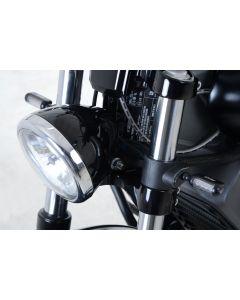 R&G FAP0009BK Knipperlicht Adapterplaat Set