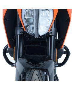 R&G AB0032OR Valbeugels Adventure Oranje KTM 125 DUKE 17- / 200 DUKE 17-