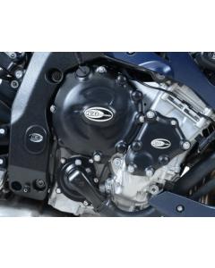 R&G KEC0070BK Motorblok Cover Set BMW S1000RR 10-15 / HP4 / S1000R 14- (4 PCS)