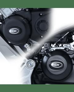 R&G KEC0118BK Motorblok Cover Set Honda CB125R 18- (Paar)