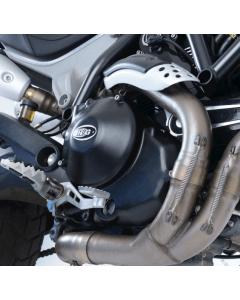 R&G KEC0120BK Motorblok Cover Set Ducati SCRAMBLER 1100 18- HYDRAULIC CLUTCH (Paar)