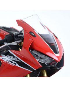 R&G MBP0025BK Spiegelafdekplaat set Zwart Honda CBR1000RR/SP/SP2 17-