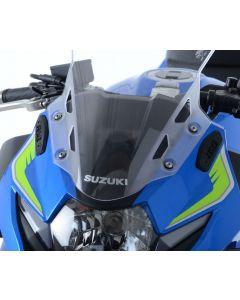 R&G MBP0030BK Spiegelafdekplaat set Zwart Suzuki GSX250R 17-