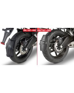 GIVI RM4114KIT Montageset Achterspatbord RM01/RM02 Kawasaki Versys 650