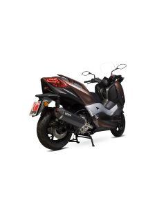 Scorpion Serket Uitlaat zwart Yamaha X-Max 300 (17-18)