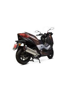 Scorpion Serket Uitlaat RVS Yamaha X-Max 300 (17-18)
