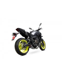 Scorpion Taper Uitlaatsysteem DE-CAT Yamaha MT-07 (14-19)